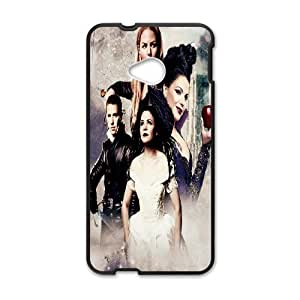 HTC One M7 Phone Case Cover Once Upon a Time OU6043