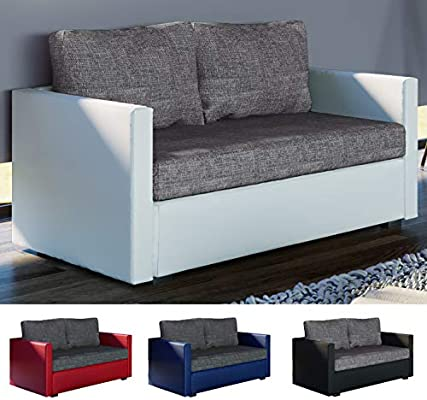 2er Sofa Mit Bettfunktion