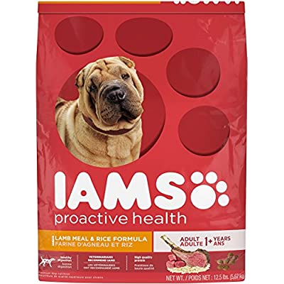 Iams Lamb and Rice Dog Food