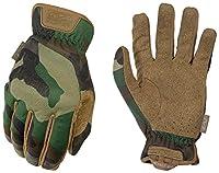 Mechanix Wear - FastFit Woodland Camo Tactical Touch Screen Gloves