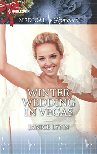 book cover of Winter Wedding in Vegas