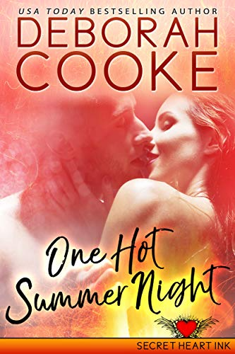 One Hot Summer Night: A Contemporary Romance (Secret Heart Ink Book 3)