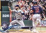 Baseball MLB 2018 Topps Update #US115 Eric Hosmer Padres