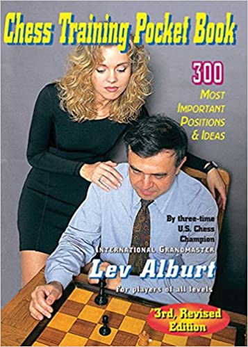 Chess Training Pocket Book: 300 Most Important Positions and Ideas, Third Edition