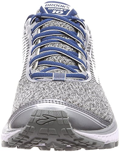 US White 10 8 Blue Ghost Men BROOKS 5 Silver M XqwHWzTEf
