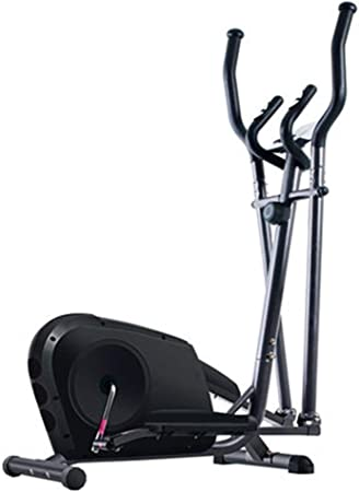 YHM Elípticas, Bicicleta elíptica con exhibición de múltiples Funciones, celebración de la Prueba de frecuencia cardíaca Mano, Rodillo bidireccional, fácil de Mover: Amazon.es: Hogar