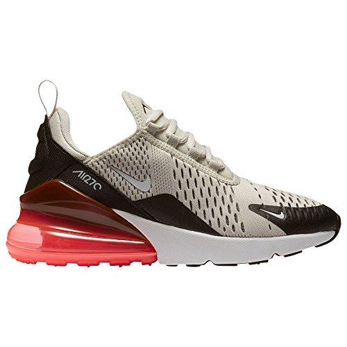 on sale ae684 cf0fe Galleon - Nike Air Max 270 (gs) Big Kids 943345-002 Size 6 Grey