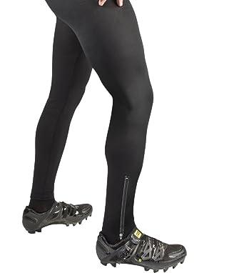 5217d97fde23f2 Amazon.com: AERO|TECH|DESIGNS Men's Padded Stretch Fleece Cycling ...