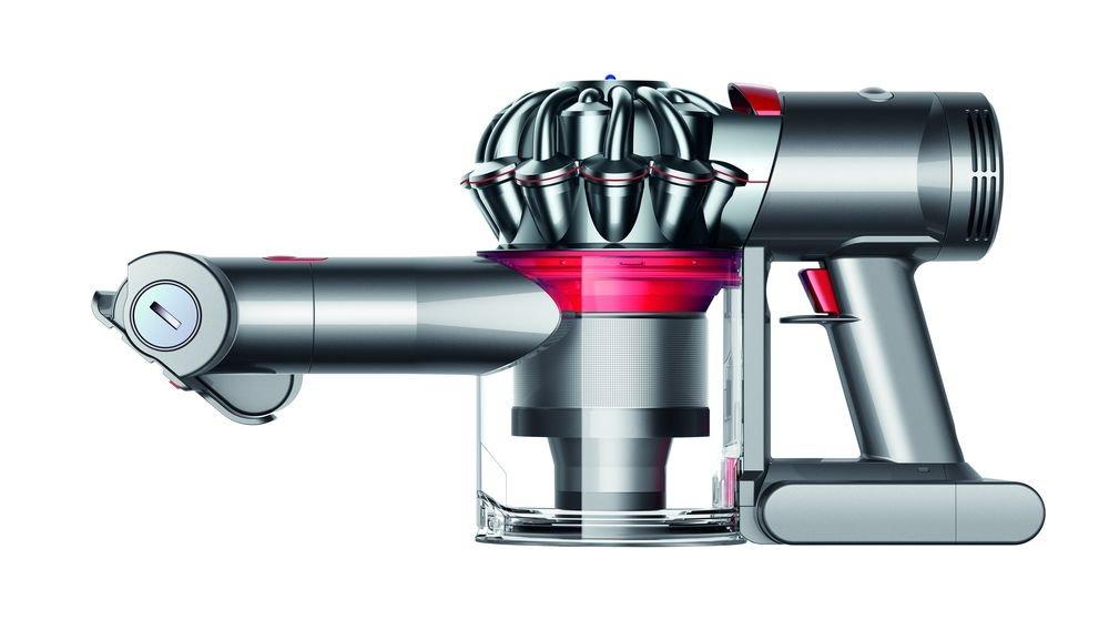 Dyson V7 Trigger Aspiradora de Mano con 2 Funciones 100 W, 2.73 kg, 85 Decibeles, Plata: Amazon.es: Hogar