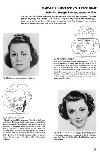 Westmore Beauty Book A Complete 1950s Guide To Vintage Import