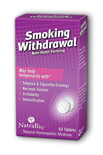 Smoking Withdrawl Natra-Bio 60 Tabs