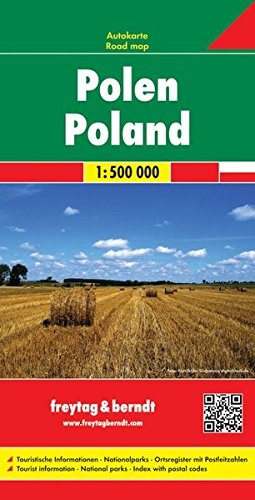 Poland (English, French and German Edition)