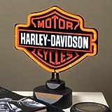 Harley-Davidson Dual Lit Neon Table Lamp