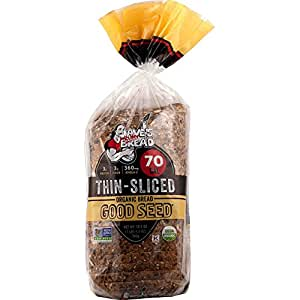 Dave's Killer Bread - Organic - Good Seed, Thin-Sliced - 2 Loaves