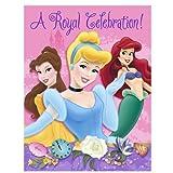 Disney Princess Party Supplies - Invitations