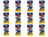 EnterPlay Super Mario Hanger with Trading Card 12 Blind Bags