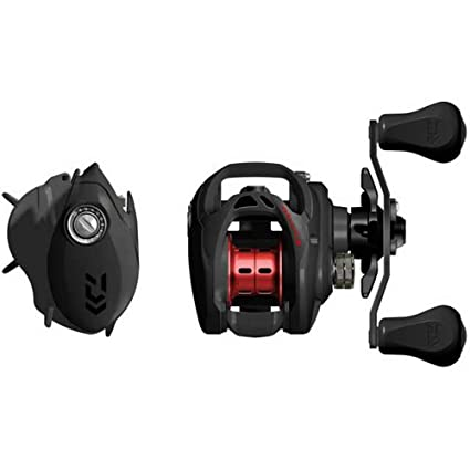 85d9bb01d85 Daiwa Reels Cast Low Profile - LH FGCT100HL Fuego Low Profilebaitcast Reel,  LH, 100