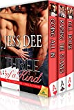 Front cover for the book Three of a Kind by Jess Dee