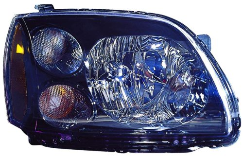 Depo 314-1133R-AS7 Mitsubishi Galant Passenger Side Replacement Headlight Assembly