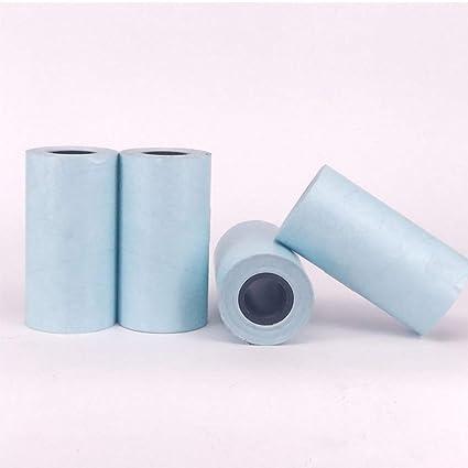 Papel adhesivo imprimible duradero 57 x 30 mm Papel térmico ...