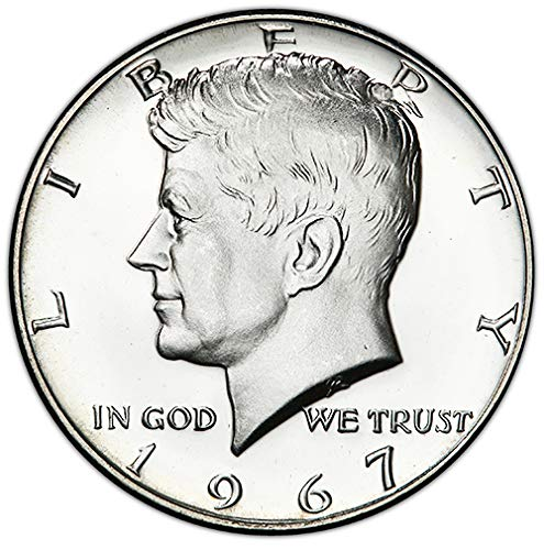 1965 P SMS Kennedy Half Dollar Choice Uncirculated US Mint