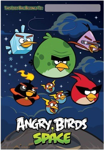 Angry Birds Space Loot Bags (8)]()