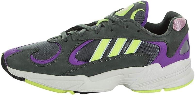 Adición Restricción mil millones  Amazon.com | adidas Men's Yung-1 Retro Runner Shoe | Fashion Sneakers