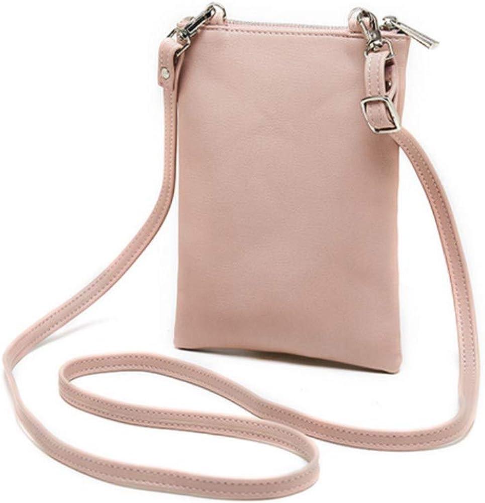 Yosorld Women Small Crossbody Bag Roomy Multi Pockets Cell Phone Shoulder Purse Wallet Bags Mini Cross Body Purse Womens Messenger Cross Body Shoulder Bag