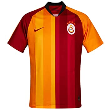 sports shoes ee4f9 d0f6a Amazon.com : Nike 2019-2020 Galatasaray Home Football Soccer ...