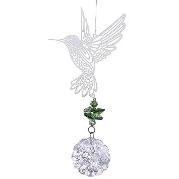 Amazon Hd Glass Crystal Flower Prism Rainbow Maker