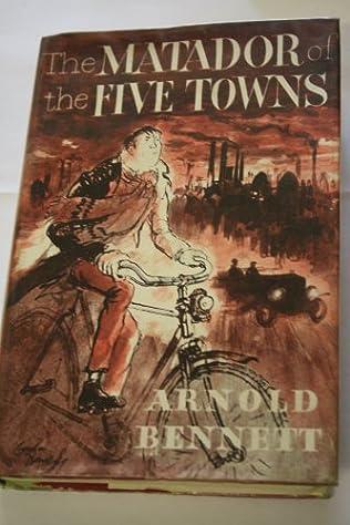 book cover of Matador of the Five Towns