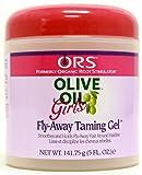Organic Root Stimulator Girls Hair Gel Fly-Away Taming, 5 oz (Pack of 12)