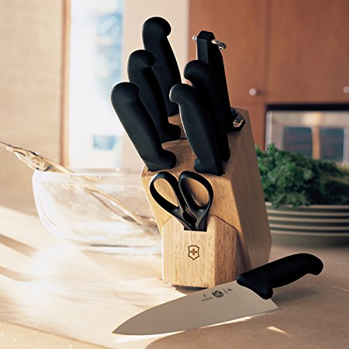Victorinox 8-Piece Knife Block Set by Victorinox (Image #2)