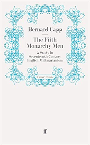 the fifth monarchy men capp bernard
