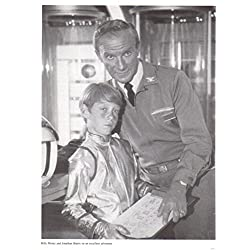Billy Mumy Jonathan Harris Lost in Space original clipping magazine photo 1pg 8x10 #Q9406