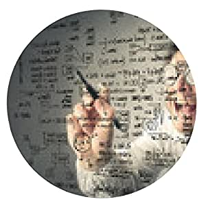 alfombrilla de ratón Escribir la fórmula secreta - ronda - 20cm