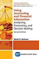 Using Accounting & Financial Information, 2nd Edition Front Cover