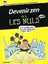 Devenir Zen pour les Nuls en BD par Plée