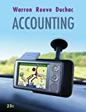Accounting, Warren, Carl S. and Reeve, James M., 0324663994