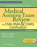 img - for Lippincott Williams & Wilkins' Medical Assisting Exam Review for CMA, RMA & CMAS Certification (Medical Assisting Exam Review for CMA and RMA Certification) book / textbook / text book