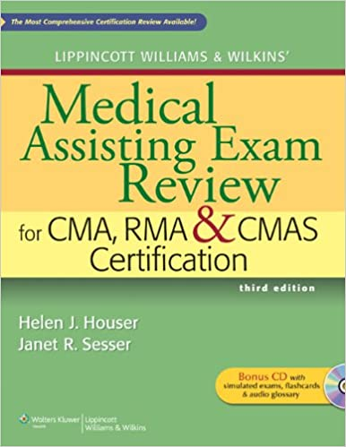 Lippincott williams wilkins medical assisting exam review for lippincott williams wilkins medical assisting exam review for cma rma cmas certification medical assisting exam review for cma and rma certification fandeluxe Gallery