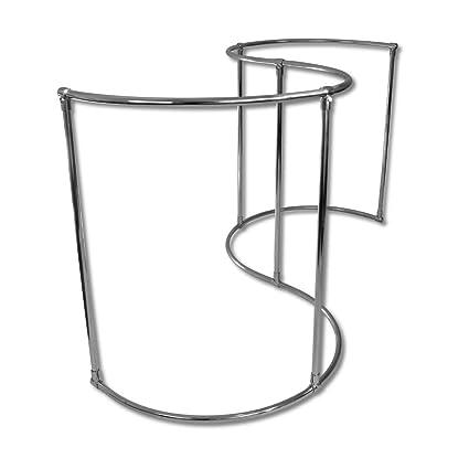 Diseño de arco de medio punto-perchero de tubo redondo ...