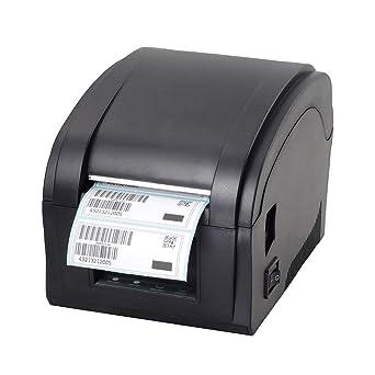 JEPOD XP-360B impresora de código de barras de etiquetas ...
