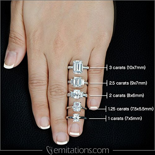 wedding on shaped ring g best simon emerald pinterest rings engagement diamondsbyrl cut images