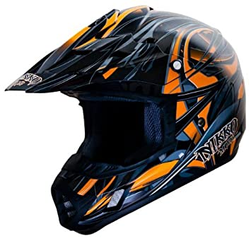 Nikko Cascos Natas Enduro/Cross Casco