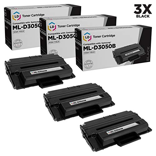 LD 3 Remanufactured Laser Toners for The Samsung ML-3050B (Iii Remanufactured Laser)