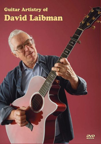 David Laibman - Guitar Artistry of David Laibman (DVD)