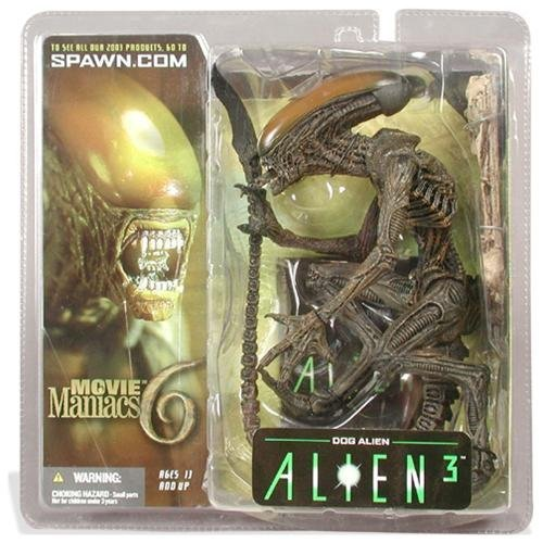McFarlane Toys Movie Maniacs Series 6 Alien and Predator Act