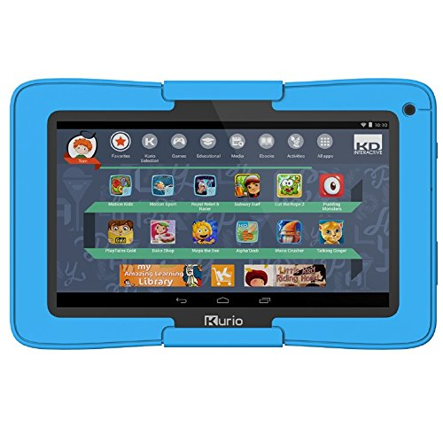 Kurio Xtreme Tablet, Blue