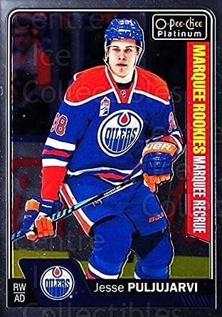 6c87c1d2e Amazon.com  (CI) Jesse Puljujarvi Hockey Card 2016-17 O-Pee-Chee ...